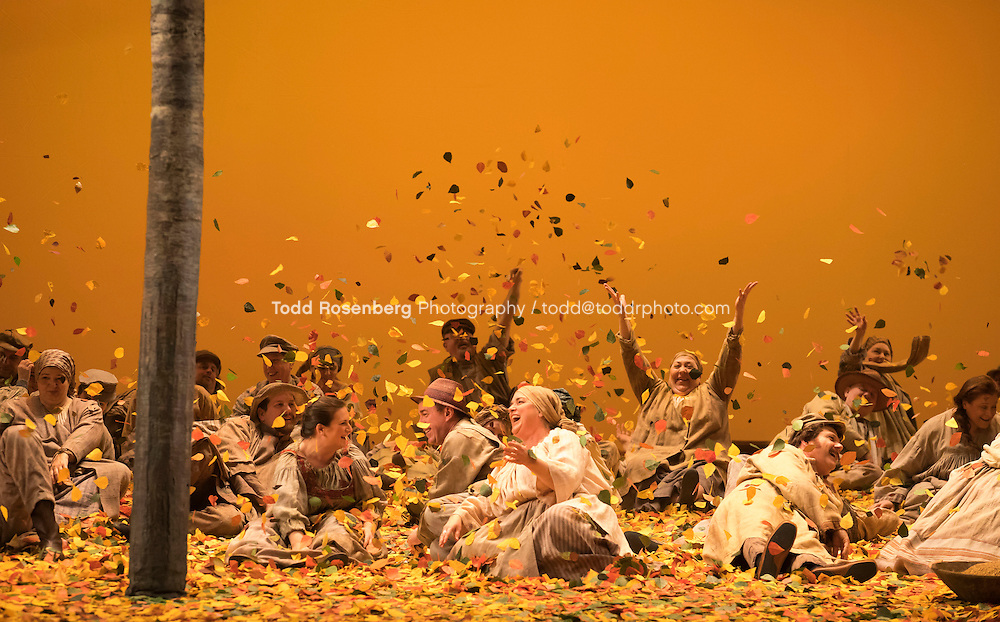 2/23/17 2:12:49 PM <br /> Lyric Opera of Chicago<br /> <br /> Eugene Onegin Dress Rehearsal<br /> <br /> Mariusz Kwiecien -Eugene Onegin<br /> Ana Maria Martinez -Tatiana<br /> Charles Castronovo-Vladamir<br /> Alisa Kolosova- Olga<br /> <br /> &copy; Todd Rosenberg Photography 2017