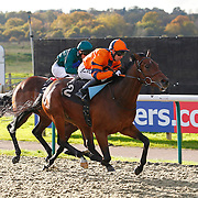 Complicit and Graham Lee winning the 12.55