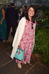 Daniella Helayel at The Ivy Chelsea Garden Summer Party, Kings Road, London, England. 14 May 2018.