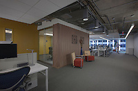 Interior Image of DC corporate offices of SRA by Jeffrey Sauers of Commercial Photographics