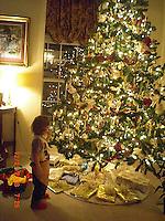 Christmas Eve at The Allen's in Texas.Photo Credit; Rahav Segev/Photopass