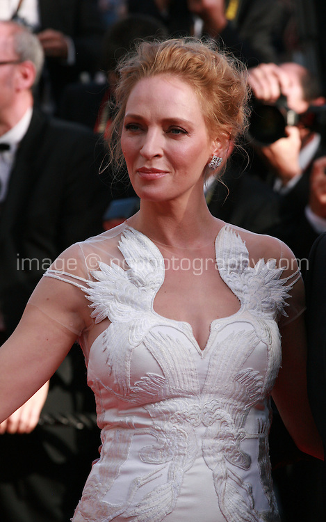 at the Palme d'Or  Closing Awards Ceremony red carpet at the 67th Cannes Film Festival France. Saturday 24th May 2014 in Cannes Film Festival, France.