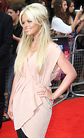 Emily Atack The Inbetweeners Movie world premiere, Vue Cinema, Leicester Square, London, UK, 16 August 2011:  Contact: Rich@Piqtured.com +44(0)7941 079620 (Picture by Richard Goldschmidt)