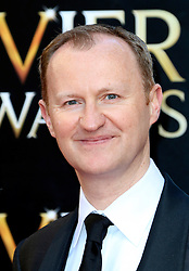 © Licensed to London News Pictures. 13/04/2014, UK. Mark Gatiss, The Laurence Olivier Awards, Royal Opera House, London UK, 13 April 2014. Photo credit : Richard Goldschmidt/Piqtured/LNP