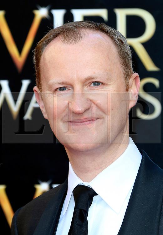 © Licensed to London News Pictures. 13/04/2014, UK. Mark Gatiss, The Laurence Olivier Awards, Royal Opera House, London UK, 13 April 2014. Photo credit : Richard Goldschmidt/Piqtured/LNP