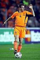 Fotball<br /> Kvalifisering til EM 2004<br /> 11.10.2003<br /> Nederland v Moldova<br /> Foto: Digitalsport<br /> Norway Only<br /> <br /> andre ooijer