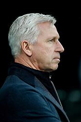 Newcastle United Manager Alan Pardew looks on - Photo mandatory by-line: Rogan Thomson/JMP - 07966 386802 - 21/12/2014 - SPORT - FOOTBALL - Newcastle upon Tyne, England - St James' Park - Newcastle United v Sunderland - Tyne-Wear derby - Barclays Premier League.