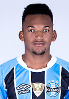 Brazilian Football League Serie A / <br /> ( Gremio Foot-Ball Porto Alegrense ) - <br /> Jailson Marques Siqueira