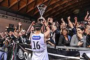 DESCRIZIONE : Final Four Coppa Italia DNB IG Cup RNB Rimini 2015 Finale BCC Agropoli - Contaldi Castaldi Montichiari<br /> GIOCATORE : Andrea Scanzi TIfosi<br /> CATEGORIA : Ultras Tifosi Spettatori Pubblico Coppa Ritratto Esultanza<br /> SQUADRA : Contaldi Castaldi Montichiari<br /> EVENTO : Final Four Coppa Italia DNB IG Cup RNB Rimini 2015<br /> GARA : BCC Agropoli - Contaldi Castaldi Montichiari<br /> DATA : 08/03/2015<br /> SPORT : Pallacanestro <br /> AUTORE : Agenzia Ciamillo-Castoria/L.Canu