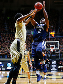 NCAA Basketball - Purdue Boilermakers  vs Villanova Wildcats - West Lafayette, IN