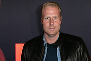 2019, September 09. Pathe ArenA, Amsterdam, the Netherlands. Ferdi Stofmeel at the dutch premiere of Anna.