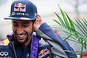 October 23-25, 2015: United States GP 2015: Daniel Ricciardo (AUS), Red Bull-Renault