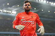 Ben Foster during the Premier League match between Aston Villa and Watford at Villa Park, Birmingham, England on 21 January 2020.
