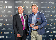 Scottish Border of Chamber Border Busines awards, 2017, held at Springwood Hall<br /> <br /> 'High Growth/Innovation/Turnover Business of the Year'  winner SoConnect. Sponsored by Business Gateway.