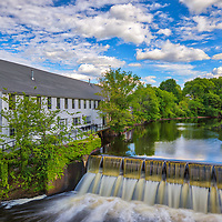 Newton Upper Falls is a local hidden gem and part og the Hemlock Gorge Reservation area in Newton, Massachusetts. <br /> <br /> Massachusetts Newton Upper Falls and Waterfall photography images are available as museum quality photo, canvas, acrylic, wood or metal prints. Fine art prints may be framed and matted to the individual liking and interior design decoration needs:<br /> <br /> https://juergen-roth.pixels.com/featured/newton-upper-falls-juergen-roth.html<br /> <br /> Good light and happy photo making!<br /> <br /> My best,<br /> <br /> Juergen