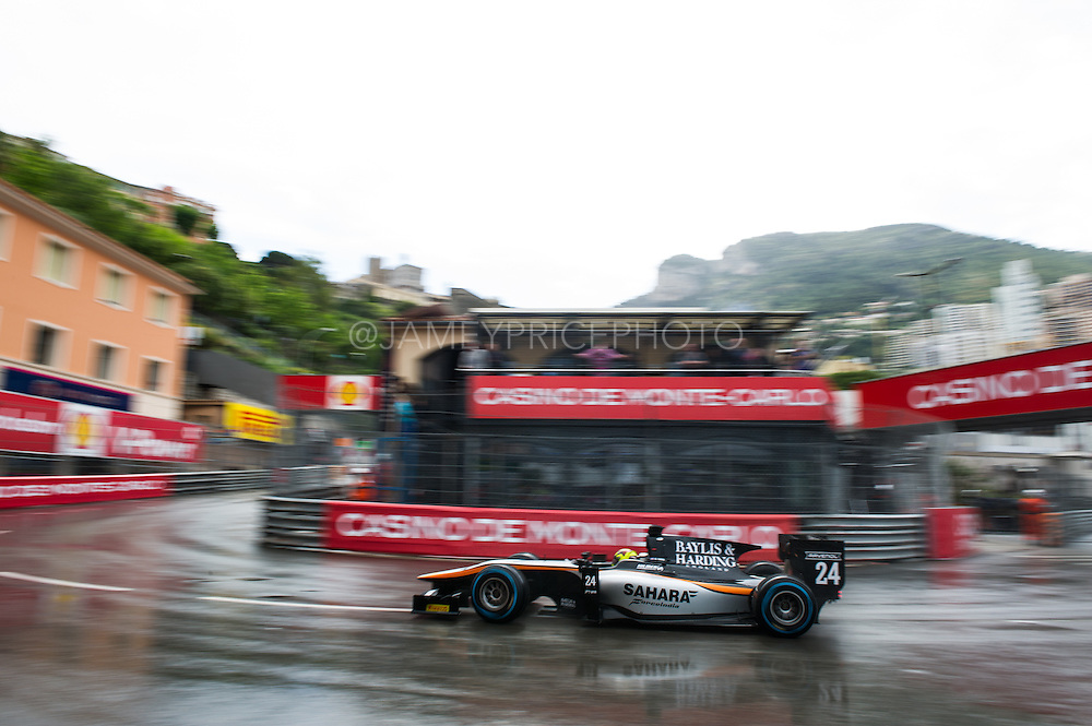 May 20-24, 2015: GP2 Monaco - Nick Yelloly, Hilmer Motorsport