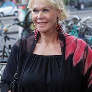 NLD/Amsterdam/20120713 - Vrijgezellenfeest Micky Hoogendijk en Adam Curry, Sheila de Vries