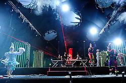 Grupo Tholl no palco central do Planeta Atlântida 2014/RS, que acontece nos dias 07 e 08 de fevereiro de 2014, na SABA, em Atlântida. FOTO: Vinícius Costa/ Agência Preview