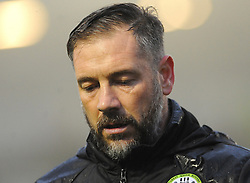 Forest Green Rovers assistant manager Scott Lindsey  -Mandatory by-line: Nizaam Jones/JMP - 18/11/2017 - FOOTBALL - New Lawn Stadium - Nailsworth, England - Forest Green Rovers v Crewe Alexandre-Sky Bet League Two