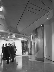 """Sede Social del Circulo de Lectores. Enric Miralles. Madrid. """"Espacio Bertelsmann"""" desde 2013"""