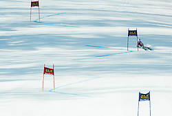 BREM Eva-Maria (AUT) competes during 5th Ladies' Giant slalom at 51st Golden Fox of Audi FIS Ski World Cup 2014/15, on February 21, 2015 in Pohorje, Maribor, Slovenia. Photo by Vid Ponikvar / Sportida