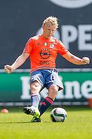 ROTTERDAM - Eerste training met Dirk Kuyt , voetbal , seizoen 2015/2016 , Sportcomplex Varkenoord , 02-07-2015 , Dirk Kuyt tijdens zijn eerste training