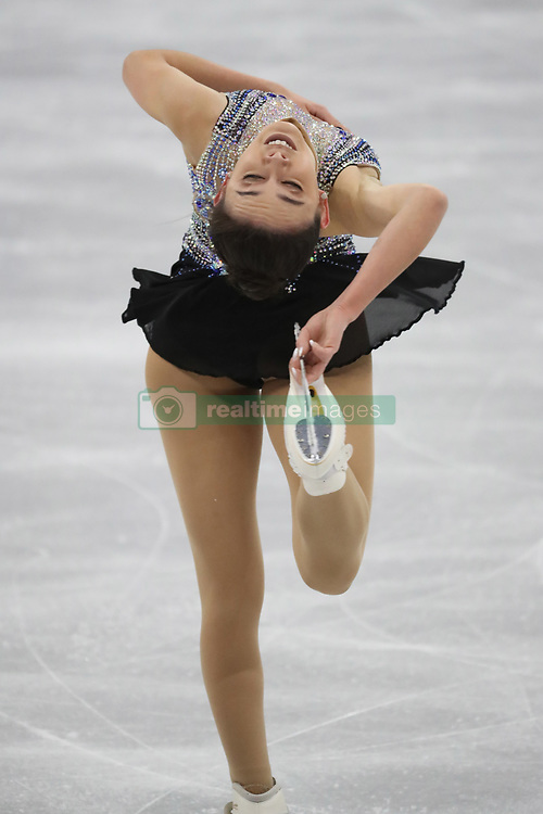 February 23, 2018 - Gangneung, South Korea - KAILANI CRAINE of Australia in action during the Figure Skating: Ladies Single Free Skating at Gangneung Ice Arena during the 2018 Pyeongchang Winter Olympic Games. (Credit Image: © Scott Mc Kiernan via ZUMA Wire)