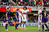 FOOTBALL - UEFA WOMENS CHAMPIONS LEAGUE - FC BARCELONA v LYON 280318