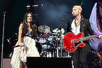 Gabriella Cilmi and Ronan Keating