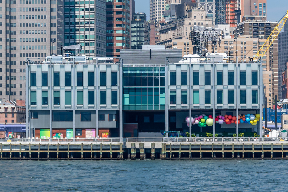 The Rooftop at Pier 17