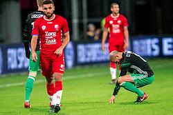 24-01-2018 NED: FC Utrecht - Feyenoord, Utrecht<br /> Utrecht speelt 1-1 gelijk tegen Feyenoord / Feyenoord midfielder Karim El Ahmadi #8