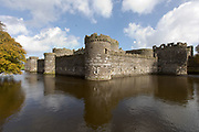 Beaumaris Castle, Isle of Anglesey