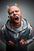 Keith Flint from the Prodigy