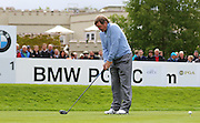 Kenny Dalglish at the BMW PGA Championship Celebrity Pro-Am Challenge at the Wentworth Club, Virginia Water, United Kingdom on 20 May 2015