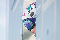 09.01.2020, Keelberloch Rennstrecke, Altenmark, AUT, FIS Weltcup Ski Alpin, Abfahrt, Damen, 1. Training, im Bild Michelle Gisin (SUI) // Michelle Gisin of Switzerland during her 1st training run for the women's Downhill of FIS ski alpine world cup at the Keelberloch Rennstrecke in Altenmark, Austria on 2020/01/09. EXPA Pictures © 2020, PhotoCredit: EXPA/ Johann Groder