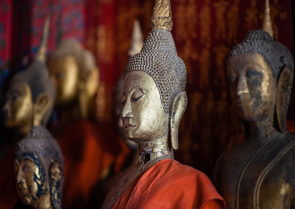 Buddha scultptures (Laos)