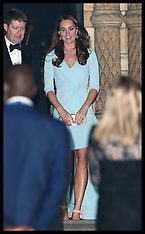 OCT 21 2014 Duchess of Cambridge second public appearance since pregnancy