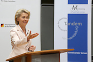 Ursula von der Leyen in Mannheim