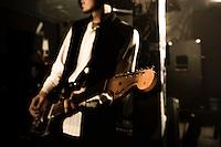 Guiatarist for Black Acacias performs at Retox Lounge in San Francisco, CA. Copyright 2009 Reid McNally.
