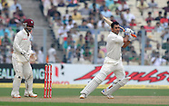 Cricket - India v West Indies 2nd Test D2