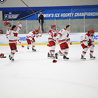 NCAA Division III Women's Ice Hockey Championship Game: Hamline University Pipers vs. Plattsburgh State University of New York Cardinals
