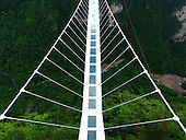 Worlds Longest Glass bottomed Bridge