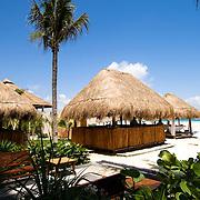 Spa by the beach. Cancun, Quintana Roo, Mexico.