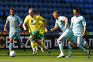 Picture by Alex Broadway/Focus Images Ltd.  07905 628187.30/7/11.Ritchie De Laet of Norwich City during a pre season friendly at The Ricoh Arena, Coventry.
