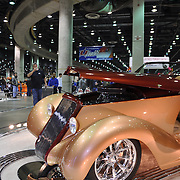 Photos from the 2009 Autorama held at Detroit's Cobo Hall.