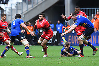 Bryan Habana  - 19.04.2015 - Toulon / Leinster - 1/2Finale European Champions Cup -Marseille<br /> Photo : Andre Delon / Icon Sport