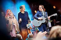TILBURG Koningsdag 2017 Tilburg, Koning Willem Alexander 50 jaar.
