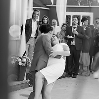 Pacific Northwest Wedding on Salish Island