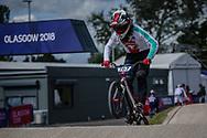 2018 UEC European Elite Championships, Glasgow (UK)<br /> CLAESSENS Arthur #767 (SWITZERLAND)
