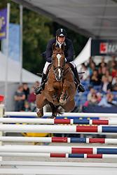 Demeersman Dirk (BEL) - Tymoon Caloo Meerchen<br /> Belgisch kampioenschap Lanaken 2007<br /> Photo © Hippo Foto